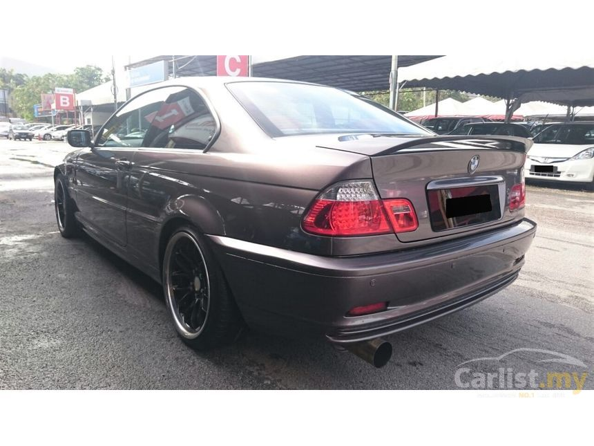 BMW 318Ci 2000 19 in Kuala Lumpur Automatic Coupe Others for RM
