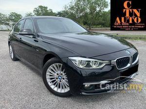 2015 BMW 318i 1.5 Luxury Sedan (A) SHOWROON CONDITION CAR