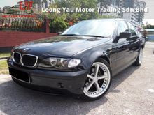2004 BMW 318i 2.0 Sedan FACELIFT