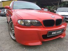 2004 BMW 318i 2.0 M-SPORT (VIP NUMBER PLATE)
