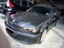 2002 BMW 318i 2.0 Sedan (A) E46