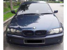 2002 BMW 318i 2.0 (A)