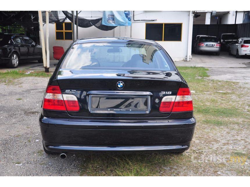 Bmw 318i 2003 2 0 In Kuala Lumpur Automatic Sedan Blue For Rm 23 900 3834344 Carlist My
