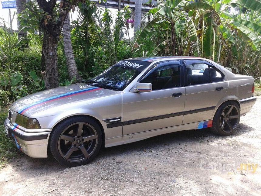 BMW 318i 1998 1.8 in Kelantan Automatic Sedan Silver for RM 14,999