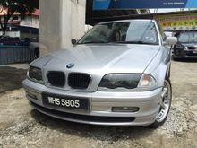 2000 BMW 318i 1.9 Sedan M SPORT CBU PREMIUM SPEC 1 OWNER