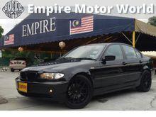 2005 BMW 318i 2.0 ( A ) Sedan E46 - LIFESTYLE EDITION - ( WXX 3616 ) 1 CAREFUL OWNER