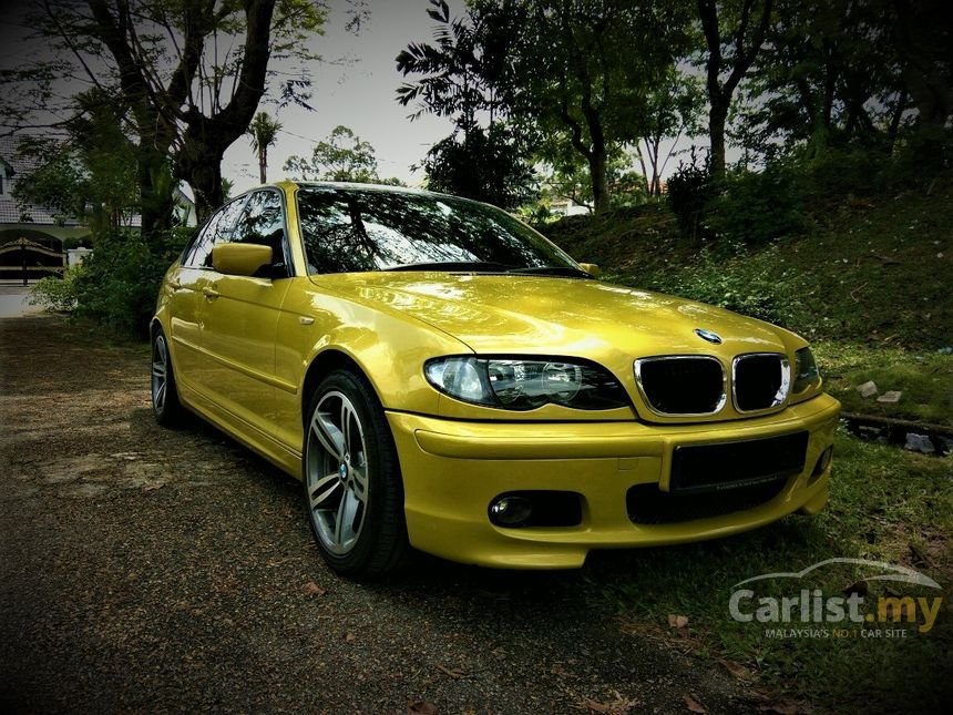 BMW 318i 2001 19 in Selangor Automatic Sedan Yellow for RM 25900