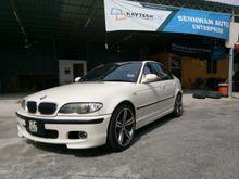 2003 BMW 318i 2.0 (A)