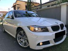 2011 BMW 320d E90 LCI M SPORT I DRIVE DIESEL TURBO LOCAL FULL SPEC 11