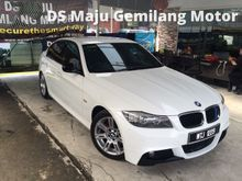 New Facelift  BMW 320d (A) M-Sport Turbo Diesel - Codition like New - Welcome Survey and Test Drive -