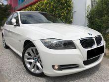 2012 BMW 320i E90 LCI EDITION SPEC 73K KM I-DRIVE CKD FULL SPEC LAST MODEL 12