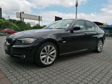 BMW 320i Nov 2011 full service record