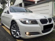 2012 BMW 320i E90 LCI EDITION SPEC 88K KM I-DRIVE CKD FULL SPEC LAST MODEL 12