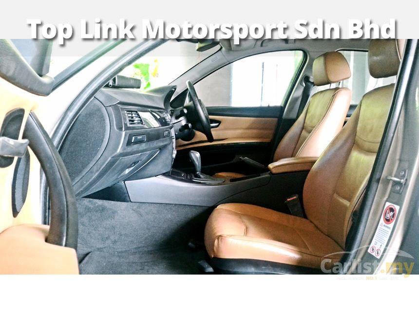 2010 BMW 320i Lifestyle Sedan
