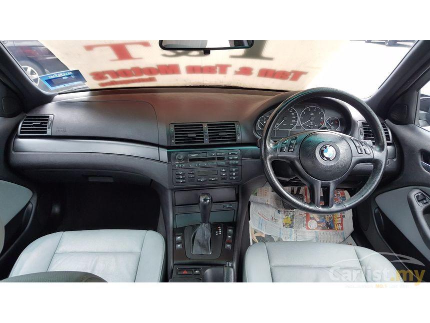 BMW 320i 2007 M Sport 20 in Kuala Lumpur Automatic Coupe Black