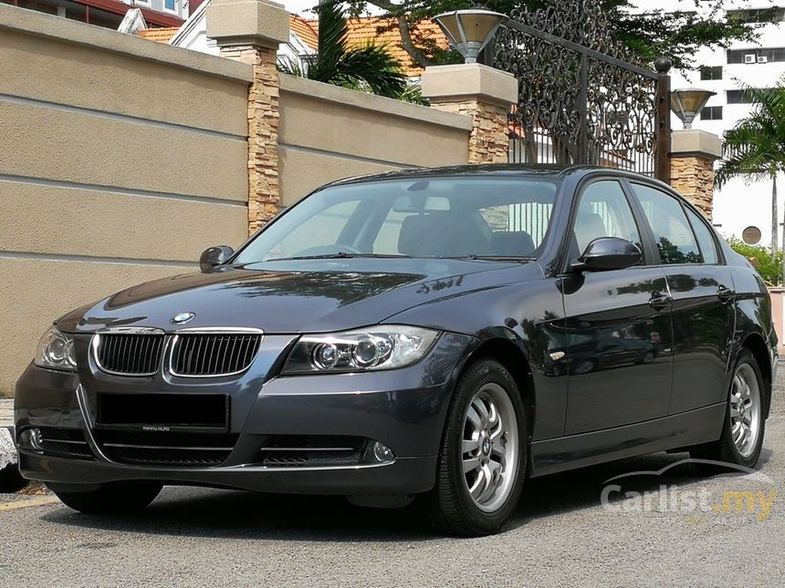 BMW 320i 2006 SE 20 in Penang Automatic Sedan Grey for RM 47000