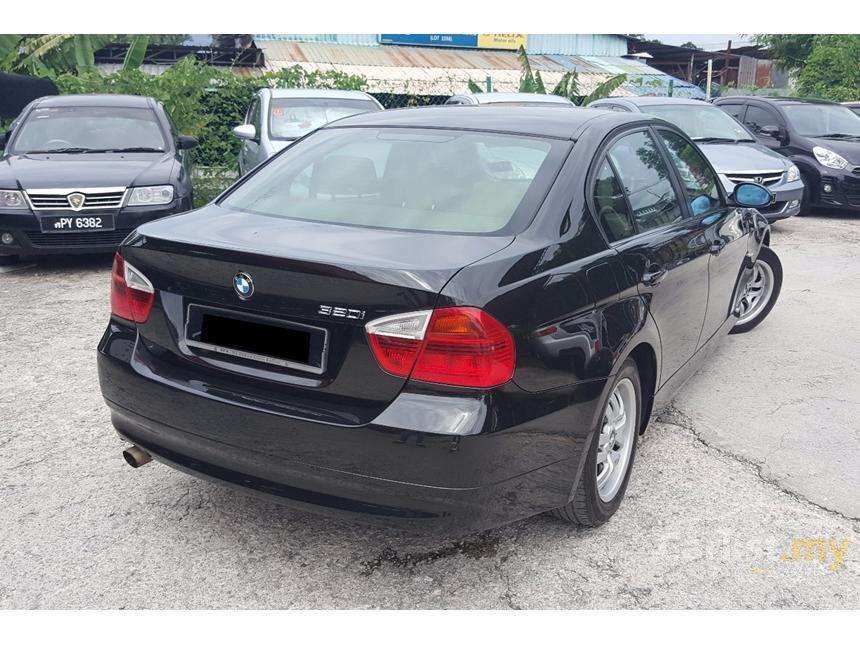 2007 BMW 320i SE Sedan