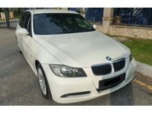 (LUXURY CAR),TIP TOP CONDITIONS,(GUARANTEE ACCIDENT FREE), BMW 320i, E90, 2.0 (A), 2006