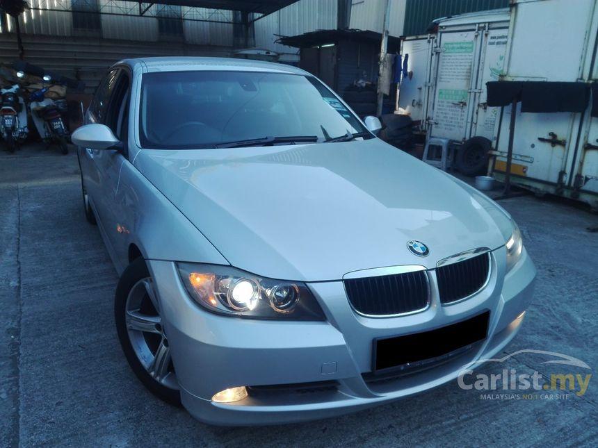 BMW 320i 2008 20 in Selangor Automatic Sedan Silver for RM 48888