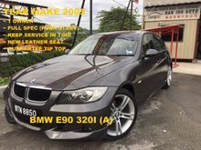 2005 BMW 320i 2.0 E90 1 OWNER LIKE NEW