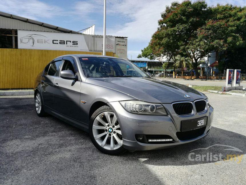 BMW 320i 2009 20 in Selangor Automatic Sedan Grey for RM 58800
