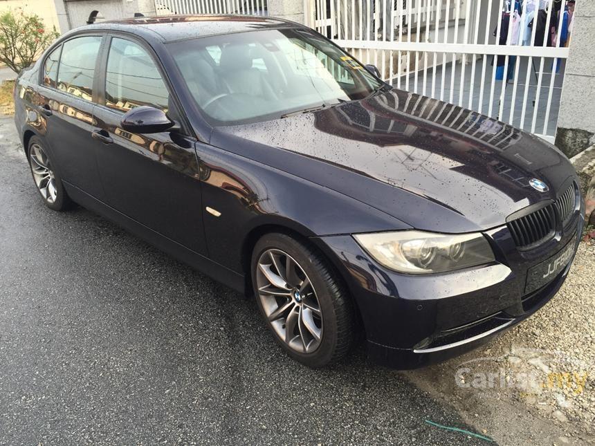 2005 BMW 320i Sedan