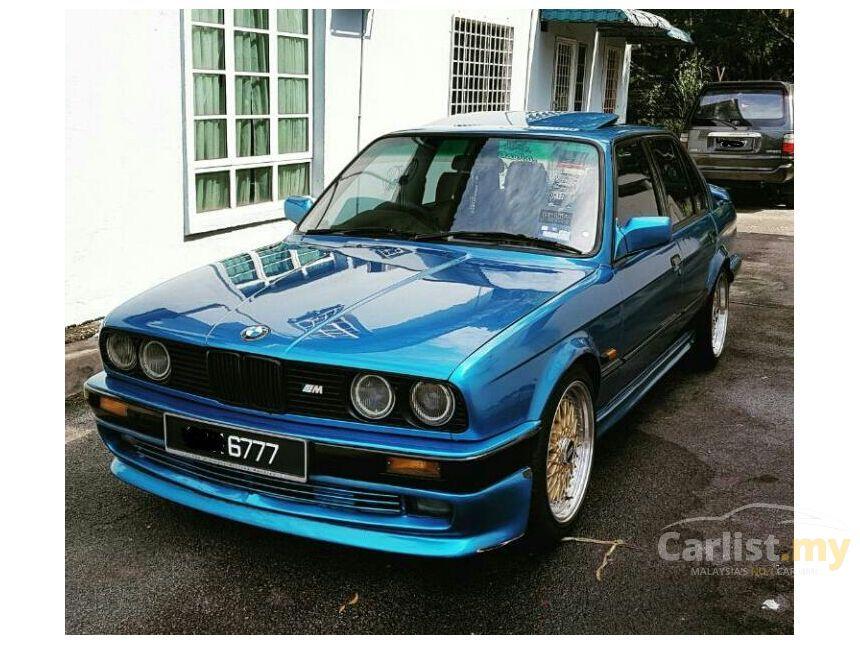 Bmw 320i 1984 2 0 In Selangor Automatic Sedan Blue For Rm