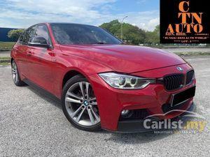 2015 BMW 320i 2.0 Sport Line Sedan (A) (M-PERFORMANCE KIT SPORT+) (FREE WARRANTY)