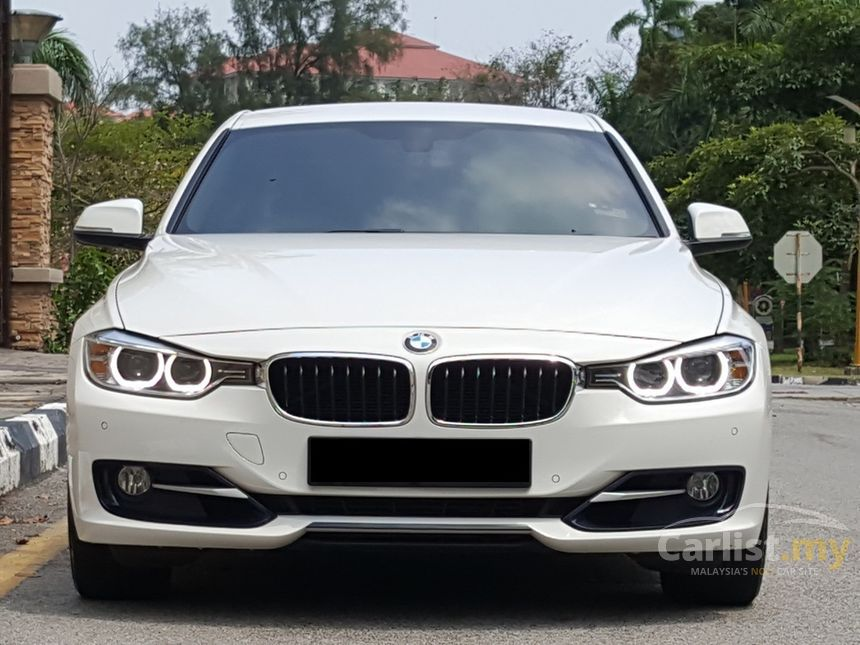 BMW 320i 2013 Sport Line 20 in Penang Automatic Sedan White for