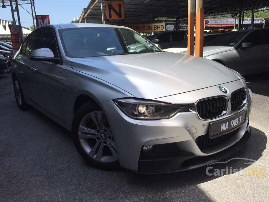 BMW 320i 2014 Sport Line 20 in Kuala Lumpur Automatic Sedan