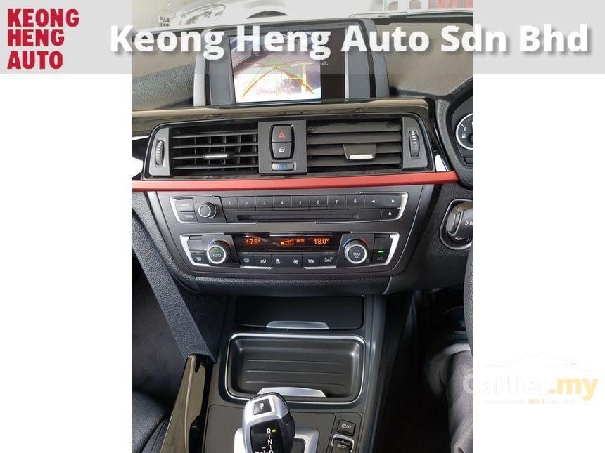 2013 BMW 320i Sport Line Sedan