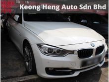 GST INCLUDED BMW 320i 2.0 Sport Line Full Service CKD