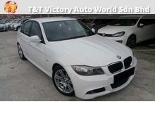 BMW 320i 2.0 Sports ** FINAL CNY MONTH MASSIVE DISCOUNT ** FULL LEATHER SEAT N SPORTY INTERIOR ** POPULAR MODEL ** AUTO REAR SUN BLIND ** MUST VIEW
