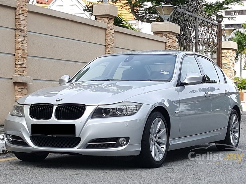 BMW 320i 2009 Sports 20 in Penang Automatic Sedan Silver for RM