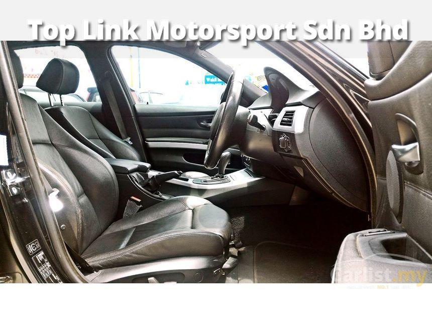 2009 BMW 320i Sports Sedan