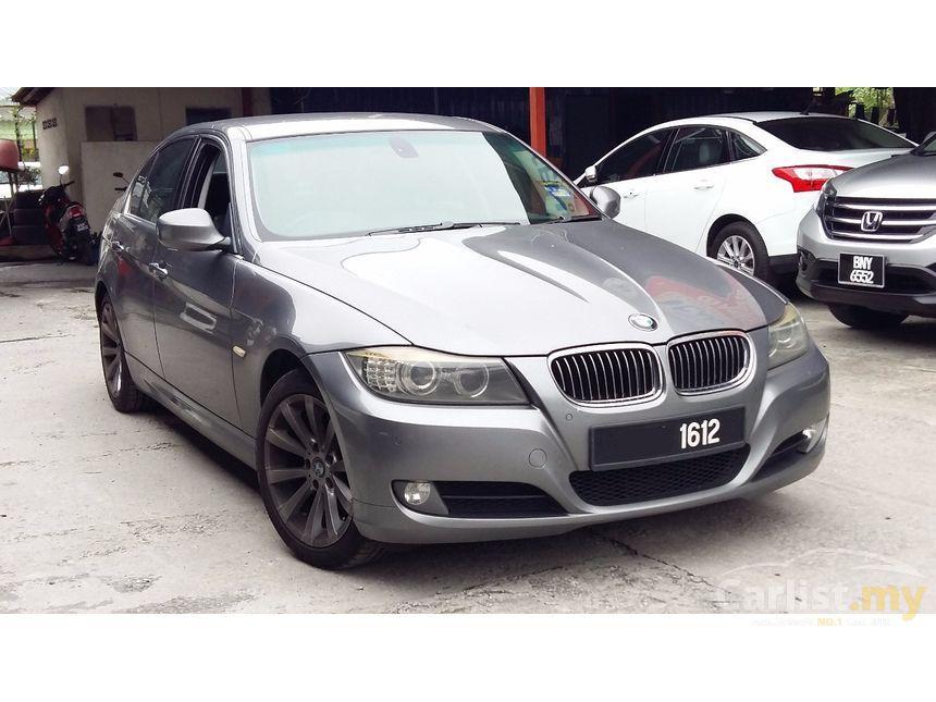 2009 BMW 323i Coupe