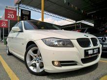 BMW 325i 2.5 (A) 323I FACELIFT E90 PADDLE SHIFT I-DRIVE CLEAR STOCK PRICE