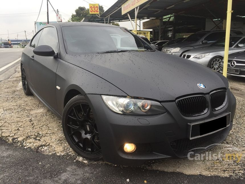 bmw 325i 2007 2 5 in selangor automatic coupe black for rm 84 800 3731395. Black Bedroom Furniture Sets. Home Design Ideas