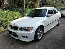 2003 BMW 325i 2.5 (A) M3 BODYKITS