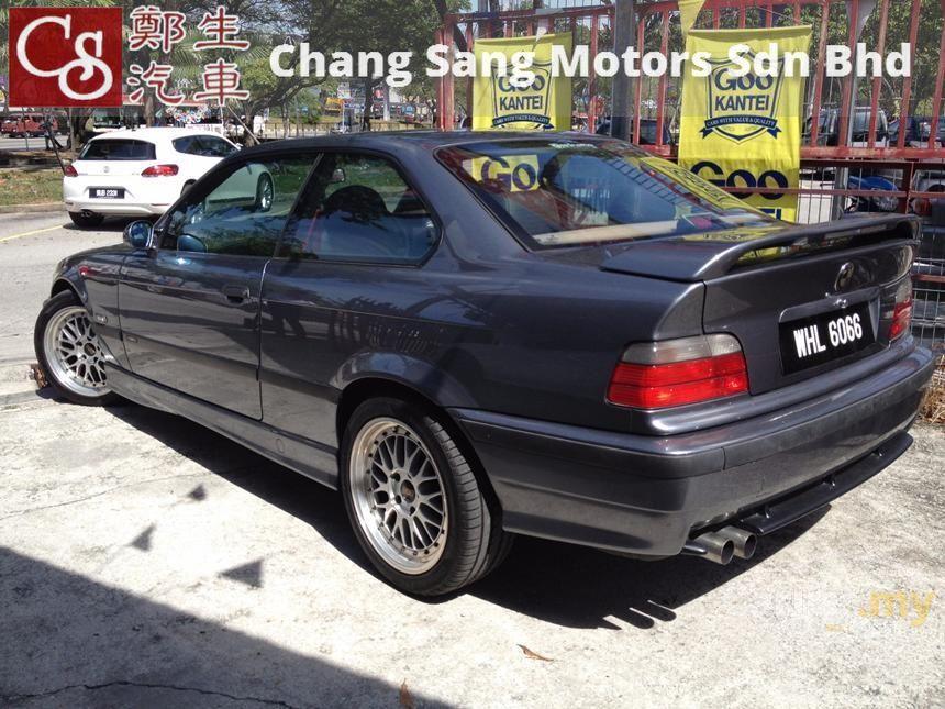 1996 BMW 325i Sedan