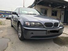 2003 BMW 325i 2.5 DOUBLE VANOS ACC FREE
