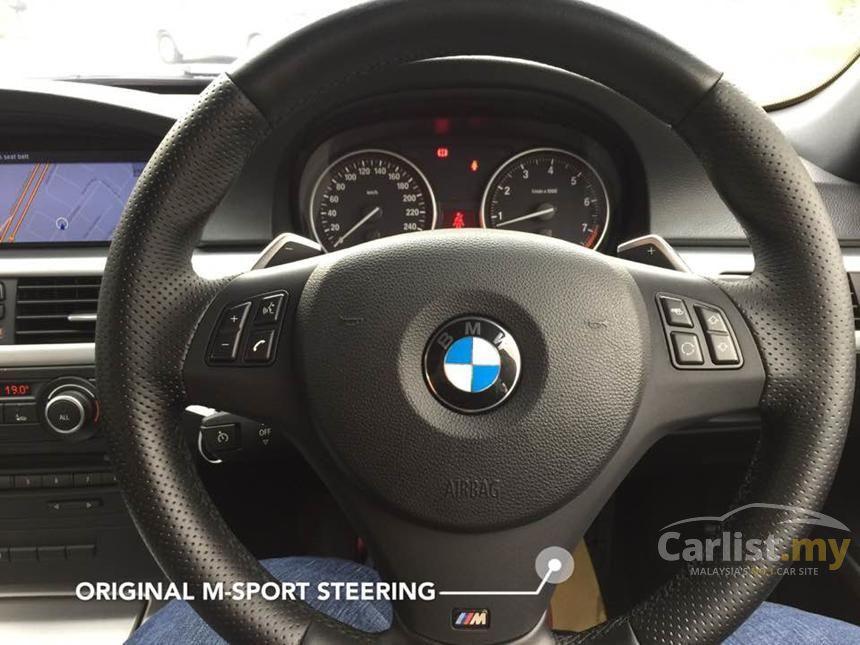 2012 BMW 325i Sports Sedan