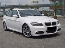 2012 BMW 325i 2.5 (A) E90 M-SPORT - LCI MODEL - TIP TOP CONDITION - LIKE NEW AND JUST DRIVE