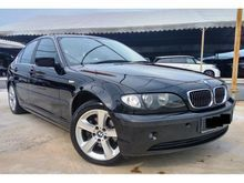 2004 BMW 325i 2.5 (A) M SPORT DOUBLE VANOS PERFECT CONDITION