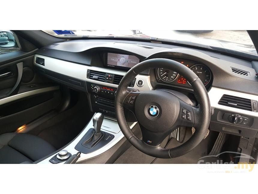 2008 BMW 325i Sports Sedan