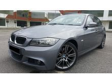 2012 BMW 325i 2.5 (A) E90 M-SPORT - LCI VERSION - PRICE NEGO UNTIL LET GO - LIKE NEW AND JUST DRIVE