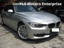 2012 BMW 328i 2.0 (A) F30 Turbo Local Full BMW Malaysia Service Records Original Low Mileage Very Well Maintained