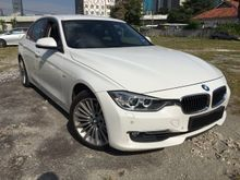 BMW 328i 2.0 Luxury (A) #LOCAL #LOW MILE #UNDER WARRANTY