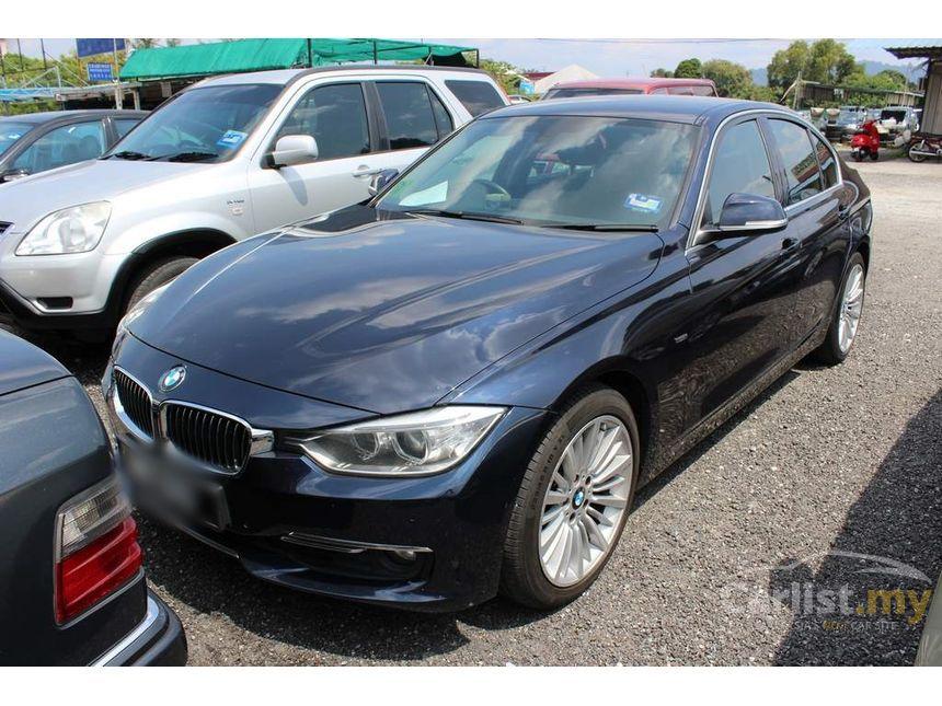 BMW 328i 2012 Luxury Line 20 in Selangor Automatic Sedan Blue for