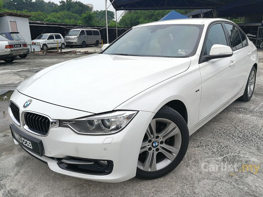 BMW 320i 2014 Luxury Line 20 in Kuala Lumpur Automatic Sedan